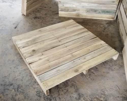 木制托盘承重的标准