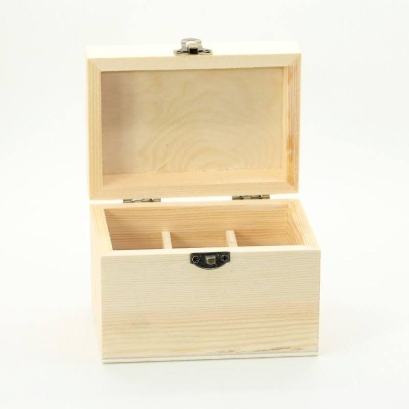 木盒的制作流程与分类