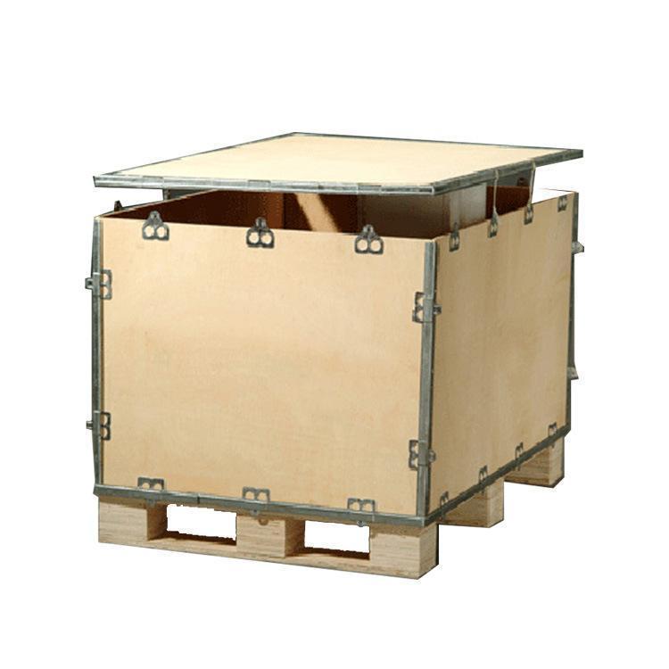 多年钢带木箱生产经验品质可靠