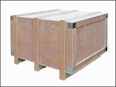出口木包箱公司